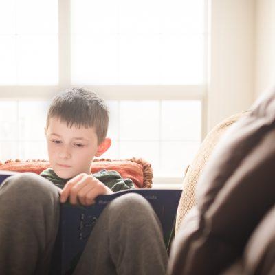 Wordless Wednesday: Homeschooling in Sunshine