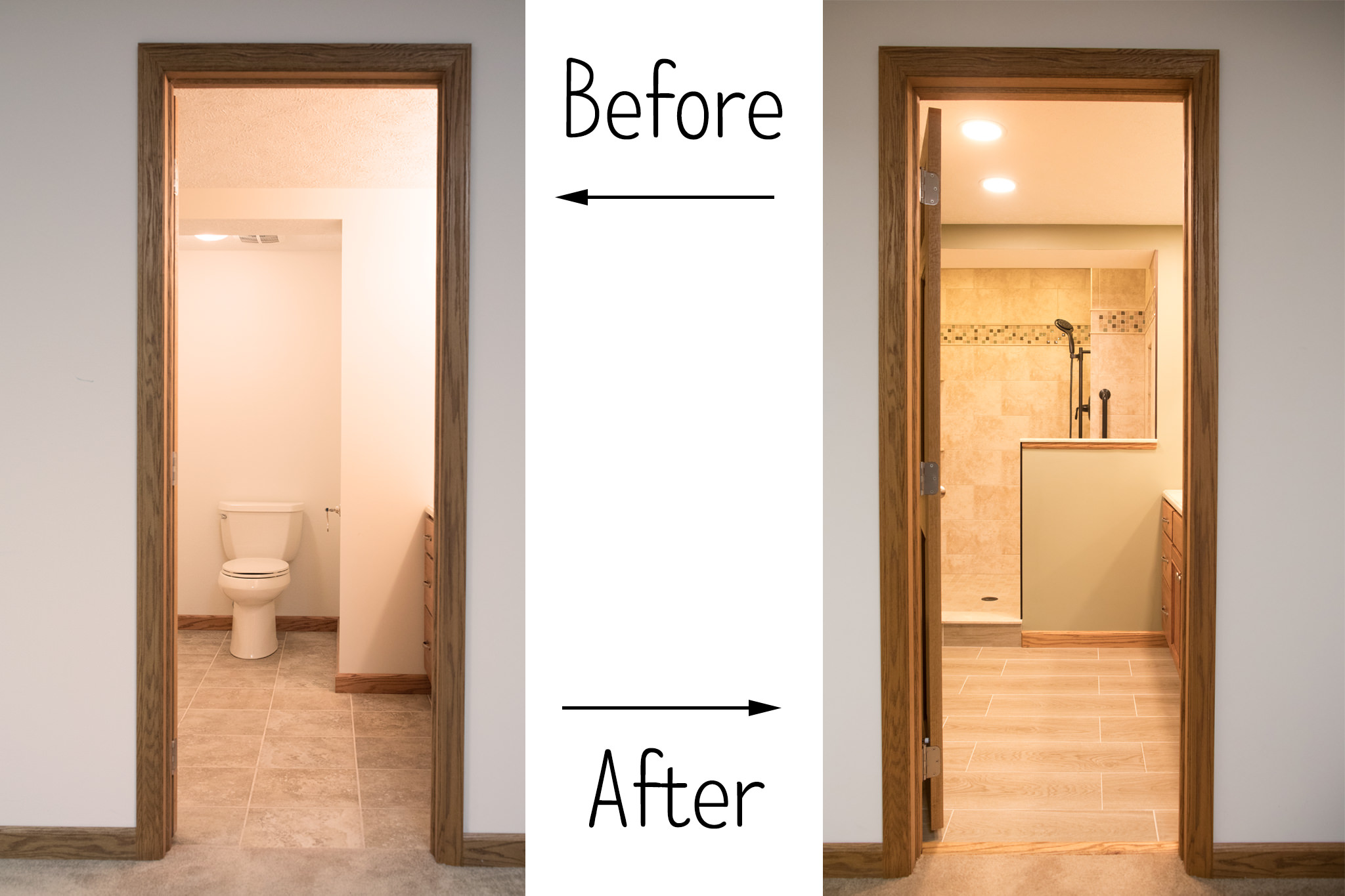 Bathroom Remodel Order Of Operations the bathroom remodel: a study of the emotional effects | composed