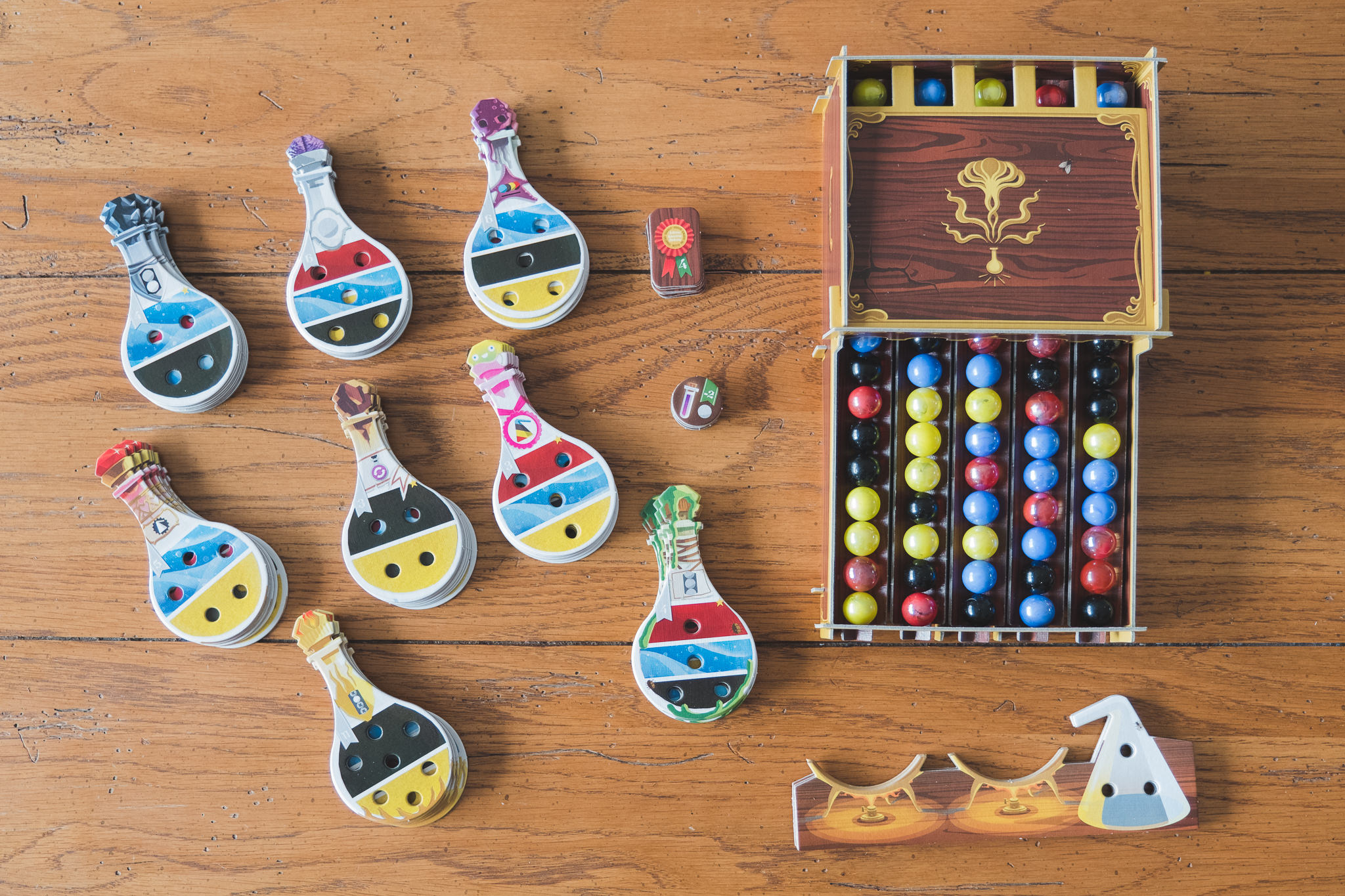 Potion Explosion Components