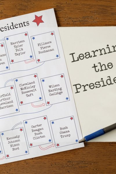 Learning the Presidents