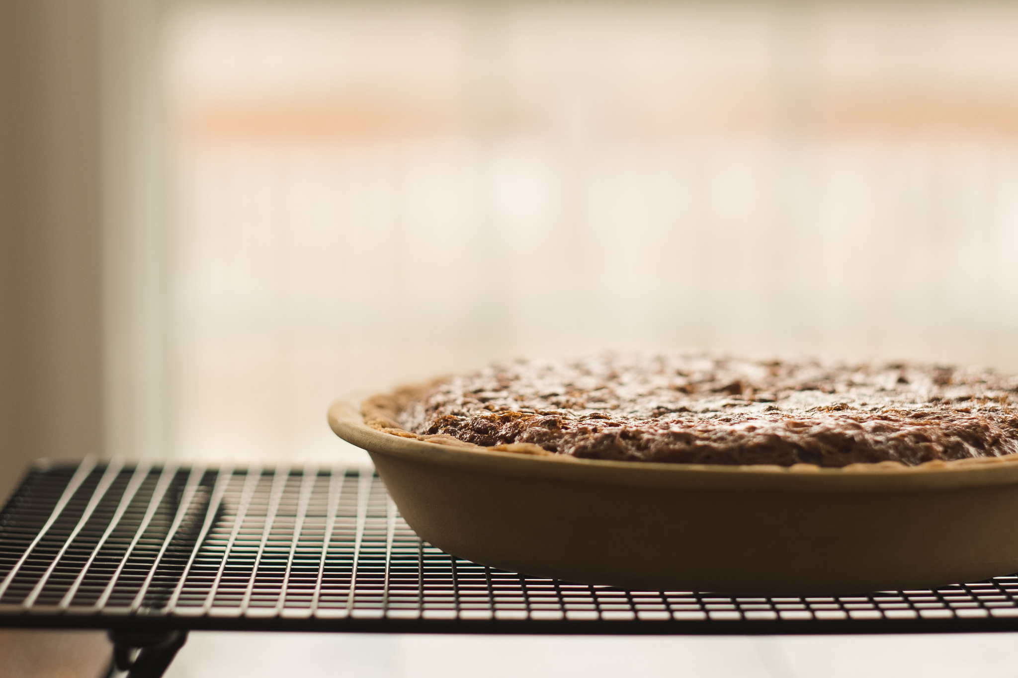 Pecan Pie for Pi Day