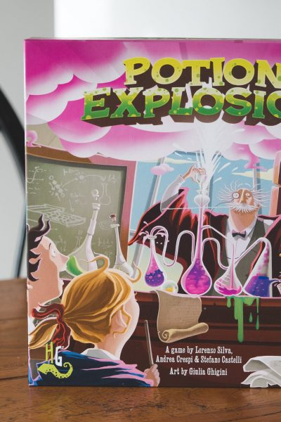 Potion Explosion: Colorful, Tactile, and Fun!