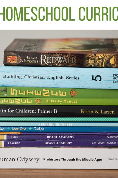 5th Grade Homeschool Curriculum Picks