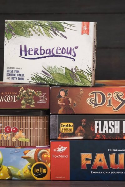 Seven Board Games to Play After Your Holiday Meal