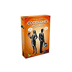 Christmas Board game Codenames: Pictures