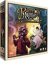Christmas board game Purrrlock Holmes