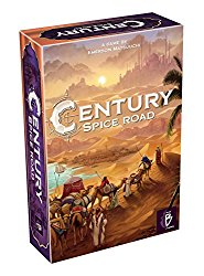 Christmas board game Century Spice Road