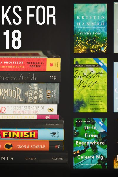 20 Books for 2018